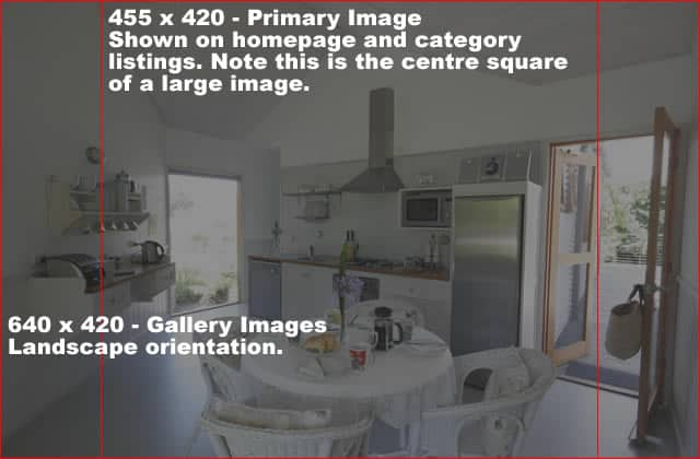 Directory Listing Image Size